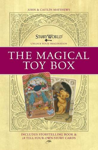 9781848774438: The Magical Toy Box (Storyworld)
