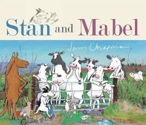 Stan and Mabel: Chapman, Jason