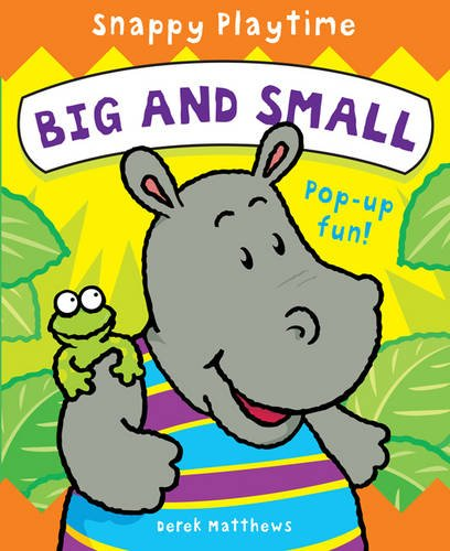 9781848774629: Big and Small: Pop-Up Fun!