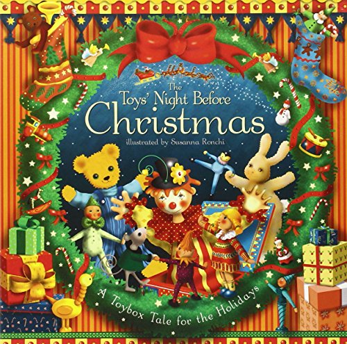 9781848774759: The Toys Night Before Christmas