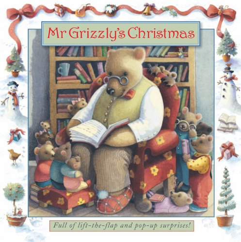 9781848775107: Mr Grizzly's Christmas