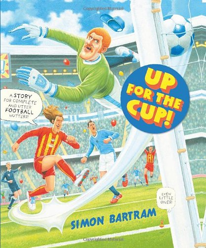 Up For The Cup: Bartram, Simon