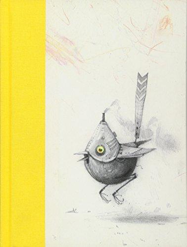 9781848775732: Shaun Tan Notebook - Bee Eater (Yellow)