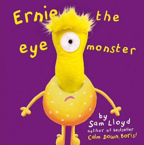 9781848775923: Ernie the Eye Monster (sam lloyd Series)