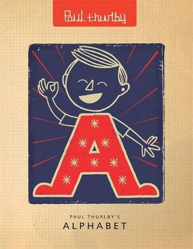 9781848776296: Paul Thurlby's Alphabet: Paul Thurlby's Alphabet