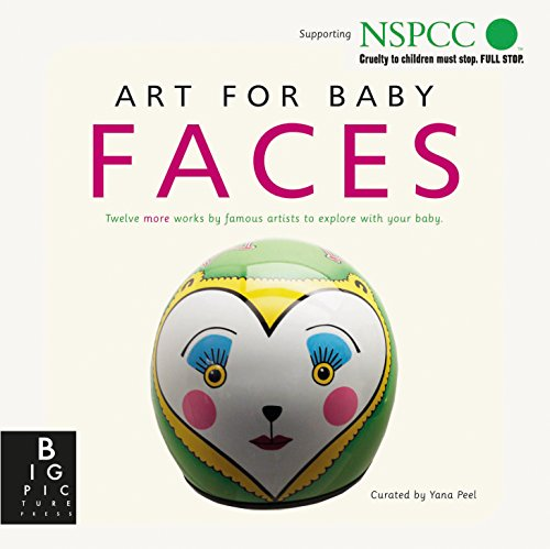 9781848776371: Art For Baby: Faces