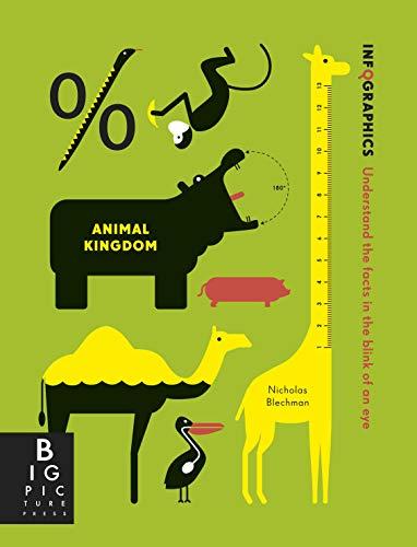 9781848776548: Infographics: Animal Kingdom