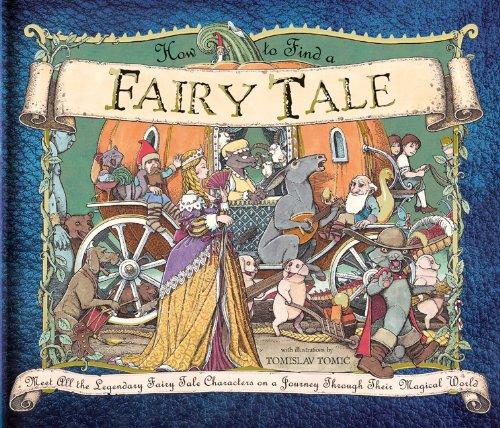 How to Find a Fairytale: Hamilton, Libby