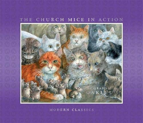 9781848778009: Church Mice in Action