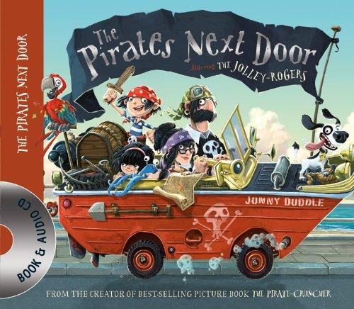 9781848778504: The Pirates Next Door Book & CD