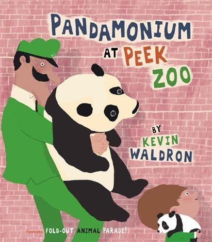9781848778573: Pandamonium at Peek Zoo