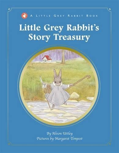 9781848778696: Little Grey Rabbit Treasury