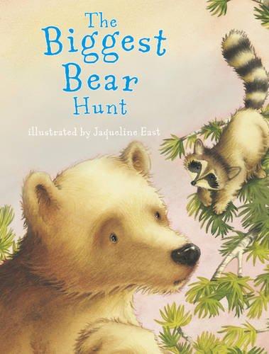 The Biggest Bear Hunt: Jacqueline East