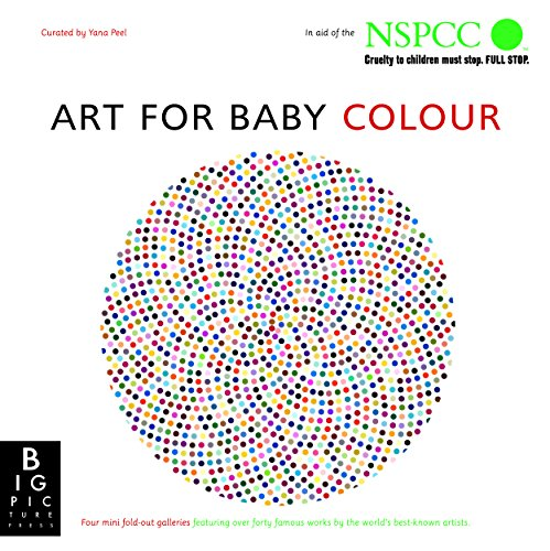 Art For Baby. Colour