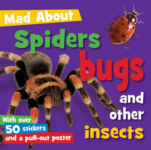 9781848790155: Spiders Bugs and Other Insects (Mad About)