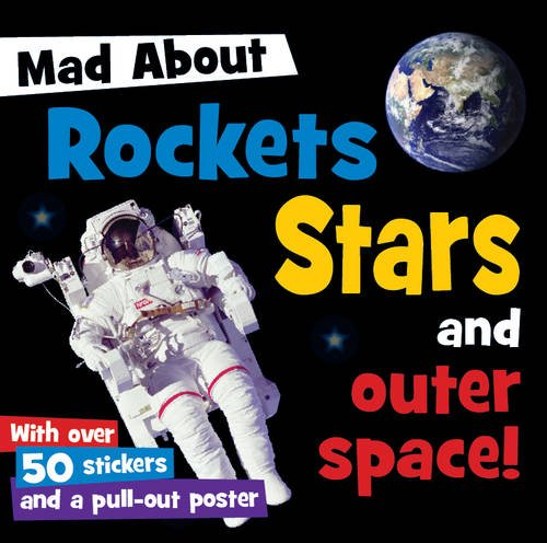 9781848790186: Rockets Stars and Outer Space (Mad About)