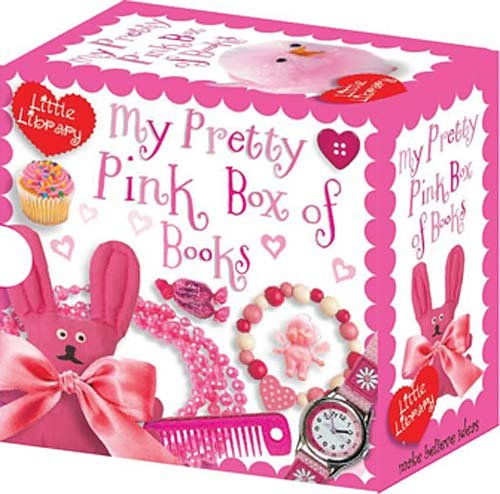 Little Library: My Pretty Pink Box: Make Believe Ideas