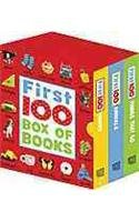 My First 100 Box of Books: Phillips, Sarah