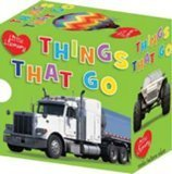 9781848792098: Things That Go (Little Libraries)