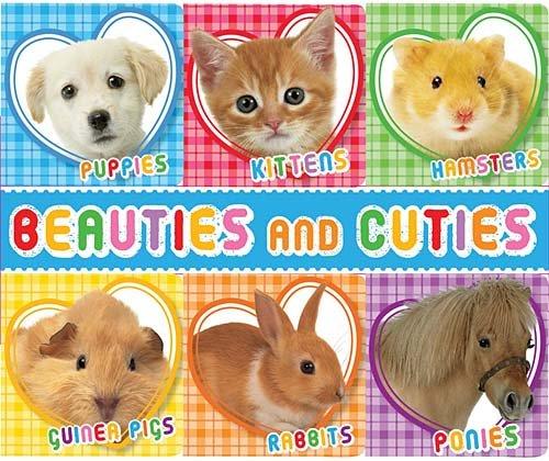 Beauties and Cuties: Bicknell, Joanna; Make