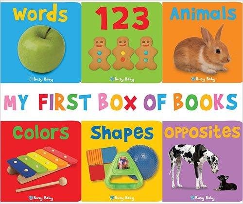 My First Box of Books: Bicknell, Joanna; Make
