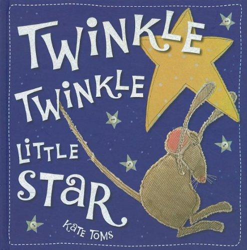 9781848792739: Twinkle Twinkle Little Star (Kate Toms)