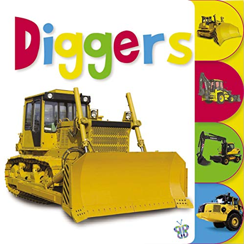 9781848793538: Diggers (Busy Baby)