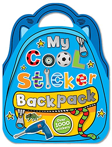 My Cool Sticker Backpack: Chris Scollen