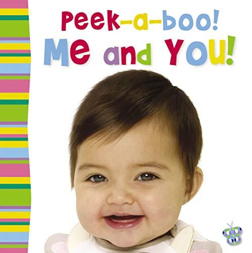 9781848795204: Peekaboo Me and You! (Busy Baby)