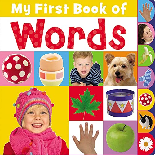 My First Book of Words: Bicknell, Joanna