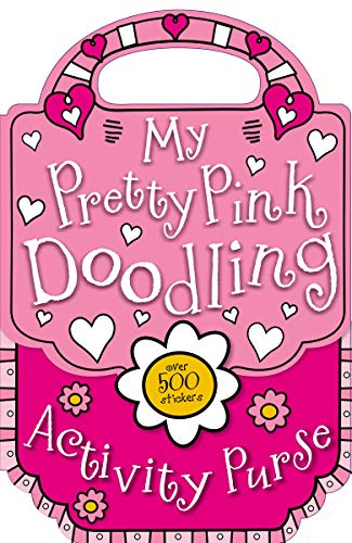 9781848796706: My Pretty Pink Doodling Activity Purse