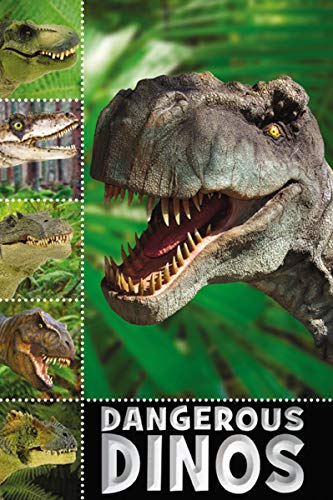 9781848796850: Dangerous Dinos: Level 2 (Ready to Read Level 2)