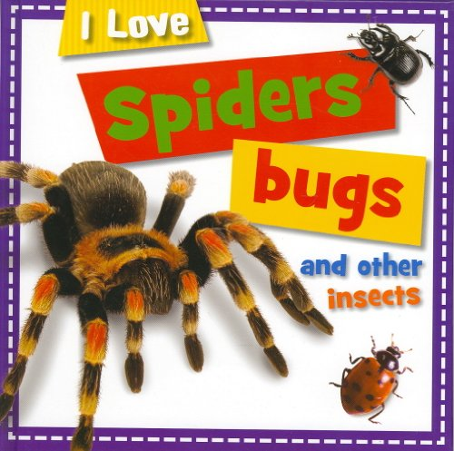 9781848797147: Spiders, Bugs, And Other Insects (I Love)