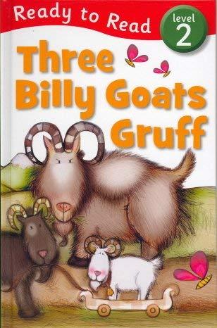 9781848797215: Three Billy Goats Gruff (Ready to Read, Level 2)