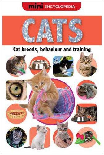 9781848797697: Mini Encyclopedias Cats