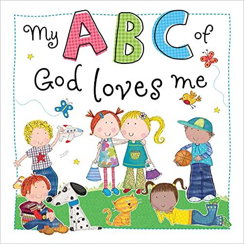 9781848797802: My ABC of God Loves Me