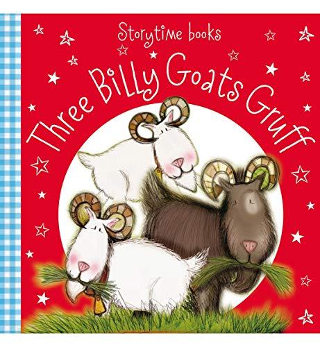 9781848799103: Three Billy Goats Gruff (Night Night, Sleep Tight)