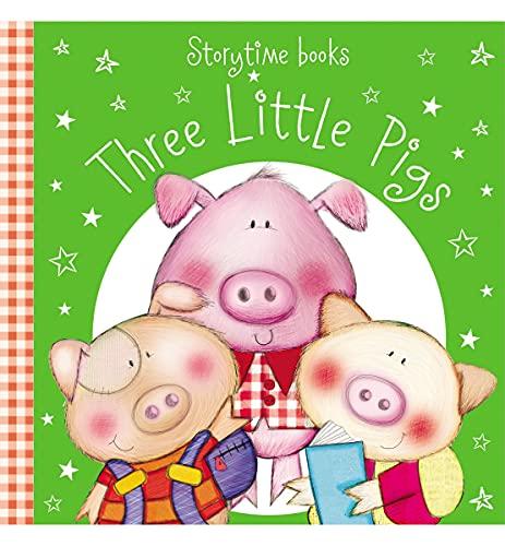 9781848799127: Three Little Pigs (Night, Night, Sleep Tight!)