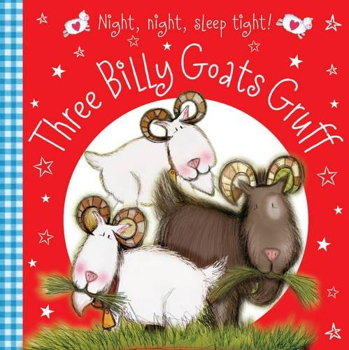 9781848799141: Three Billy Goats Gruff (Night Night Sleep Tight)