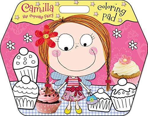 Camilla the Cupcake Fairy Coloring Pad: Morrison, Karen