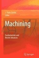 9781848820128: Machining: Fundamentals and Recent Advances