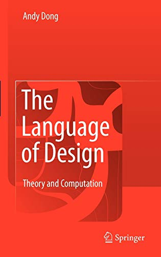 The Language of Design (Hardback): Andy Dong