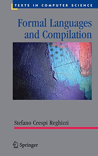 9781848820494: Formal Languages and Compilation (Texts in Computer Science)