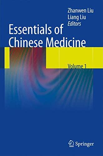 Essentials of Chinese Medicine 3 Volume Set (Hardcover)