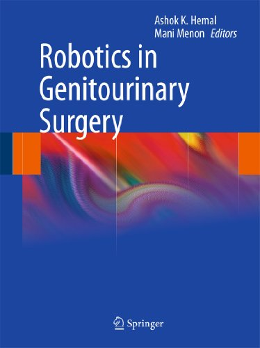 9781848821132: Robotics in Genitourinary Surgery