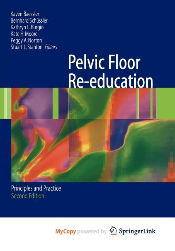 9781848821996: Pelvic Floor Re-education: Principles and Practice