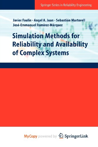 9781848822214: Simulation Methods for Reliability and Availability of Complex Systems