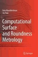 9781848822252: Computational Surface and Roundness Metrology
