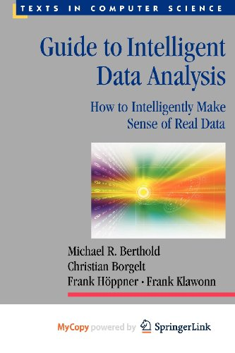 9781848822672: Guide to Intelligent Data Analysis