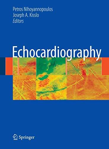 9781848822924: Echocardiography